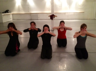 photo of dance performance, Limitless Productions company