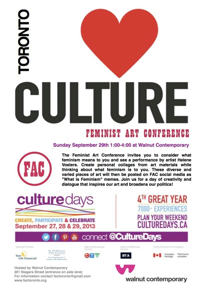 Invite to Culture Days