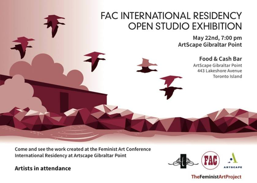 FAC Residency Open Studio Reception