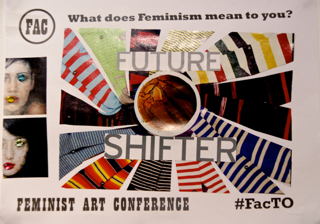 "A Participant Collage About ""What Does Feminism Mean to You"""