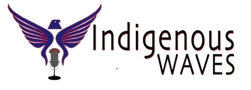 Indigenous Waves Logo