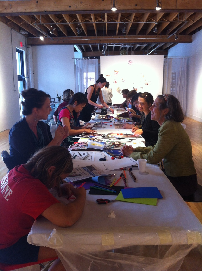 Feminist Art Conference Does Culture Days