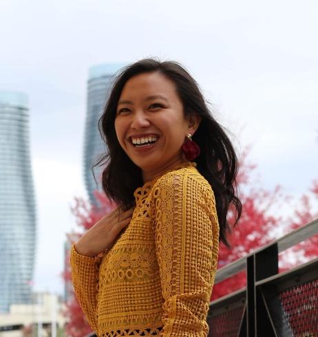 Justine Abigail Yu - Headshot